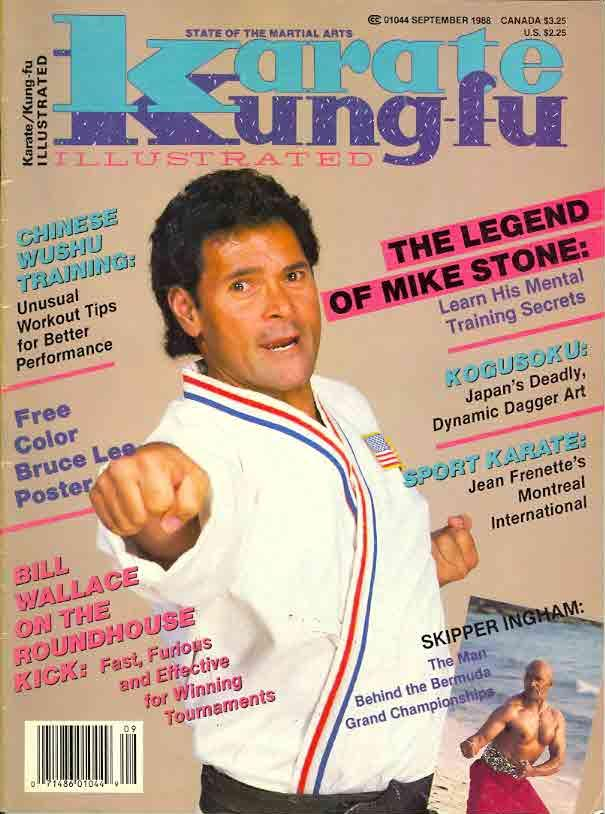 09/88 Karate Kung Fu Illustrated